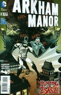 Arkham Manor (2014) 2A