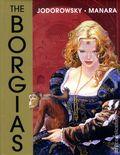 Borgias HC (2014 Dark Horse) By Manara 1-1ST