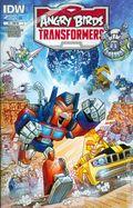 Angry Birds Transformers (2014 IDW) 1RI