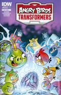Angry Birds Transformers (2014 IDW) 1