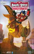 Angry Birds Transformers (2014 IDW) 1SUB