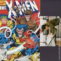 X-Men (1991 1st Series) 4CXSIGNED