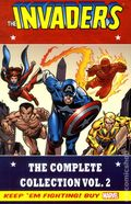 Invaders Classic TPB (2014 Marvel) The Complete Collection 2-1ST