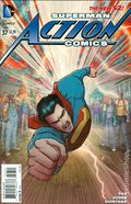 Action Comics (2011 2nd Series) 37A