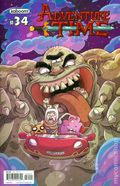 Adventure Time (2012 Kaboom) 34B