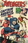 Avengers (1963 1st Series) UK Edition 4UK