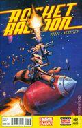 Rocket Raccoon (2014 2nd Series) 2D