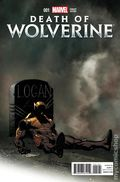 Death of Wolverine (2014) 1MORTAL