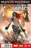 Death of Wolverine Logan Legacy (2014) 6A