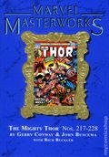 Marvel Masterworks Deluxe Library Edition Variant HC (1987) 213-1ST