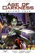 Grimm Fairy Tales Presents Age of Darkness TPB (2014 Zenescope) 4-1ST