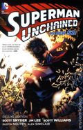 Superman Unchained HC (2014 DC) Deluxe Edition 1-1ST