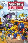 Angry Birds Transformers (2014 IDW) 2SUB