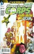 Green Lantern Corps (2011 2nd Series) 37A