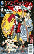 Harley Quinn Holiday Special (2014) 1B