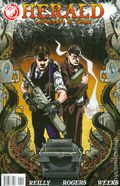 Herald Lovecraft and Tesla (2014) 1B