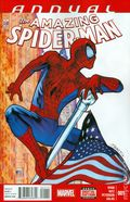 Amazing Spider-Man (2014 3rd Series) Annual 1A