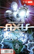 Avengers and X-Men Axis (2014 Marvel) 7B