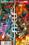 Avengers and X-Men Axis (2014 Marvel) 7A