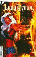 Lady Demon (2014 Dynamite) 1D