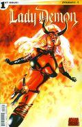Lady Demon (2014 Dynamite) 1F