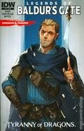 Dungeons and Dragons Legends of Baldur's Gate (2014 IDW) 3