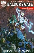 Dungeons and Dragons Legends of Baldur's Gate (2014 IDW) 3SUB