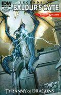 Dungeons and Dragons Legends of Baldur's Gate (2014 IDW) 3RI