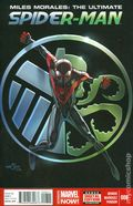 Miles Morales Ultimate Spider-Man (2014) 8