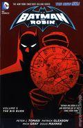 Batman and Robin HC (2012 DC Comics The New 52) 5-1ST