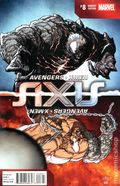 Avengers and X-Men Axis (2014 Marvel) 8B