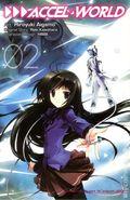 Accel World GN (2014 Yen Press Digest) 2-1ST