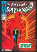 Amazing Spider-Man (1963 1st Series) Mini Comic DVD Promo 50