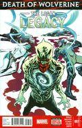 Death of Wolverine Logan Legacy (2014) 7A
