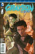 Grayson (2014 DC) Annual 1