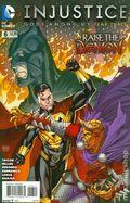 Injustice Gods Among Us Year Three (2014 DC) 6