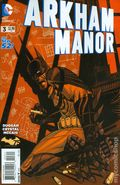 Arkham Manor (2014) 3A