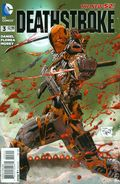 Deathstroke (2014 DC 2nd Series) 3A