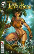 Jungle Book Fall of the Wild (2014 Zenescope) 1A