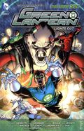 Green Lantern Lights Out TPB (2014 DC Comics The New 52) 1-1ST