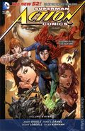 Superman Action Comics TPB (2013-2017 DC Comics The New 52) 4-1ST