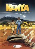 Kenya GN (2014 Cinebook) 1-1ST