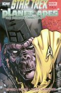 Star Trek Planet of the Apes The Primate Directive (2014 IDW) 1A