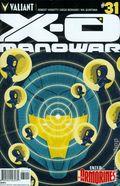 X-O Manowar (2012 3rd Series Valiant) 31A