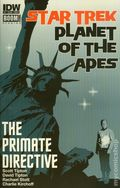 Star Trek Planet of the Apes The Primate Directive (2014 IDW) 1B