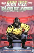 Star Trek Planet of the Apes The Primate Directive (2014 IDW) 1RIB