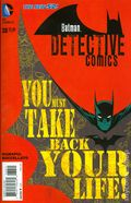 Detective Comics (2011 2nd Series) 38A