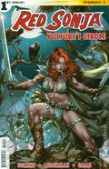 Red Sonja Vultures Circle (2014) 1A