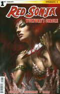 Red Sonja Vultures Circle (2014) 1C