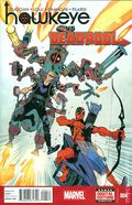 Hawkeye vs. Deadpool (2014) 4A